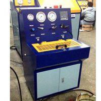 气瓶水压试压设备 钢瓶外测法水压试验台 赛思特