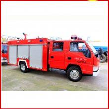 新标东风天锦6吨水罐消防车经销电话