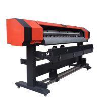 压电式写真机纵横1.6米数码写真喷绘机