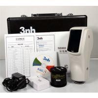 供应深圳3nh薄膜色差仪NS800 测量薄膜颜色