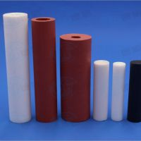 【德氟】聚四氟乙烯模压棒 填充棒 PTFE加玻纤 石墨 铜粉 增强性棒料 百分百全新料