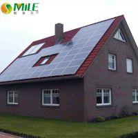 农村家庭光伏发电/屋顶发电系统成本是多少【包设计安装】斯美尔