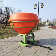 厂家热销农用化肥抛洒机 颗粒粉末化肥抛洒机 电动撒肥机安装视频