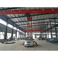 沧州四轮移动式升降台 剪叉式 铝合金式 高空作业平台