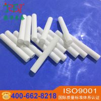 95氧化铝陶瓷管 99耐高温耐磨陶瓷棒 高导热陶瓷异形件精密加工
