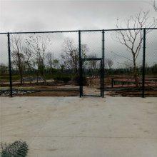 勾花菱形网 网球场围网多高 篮球场围网高度