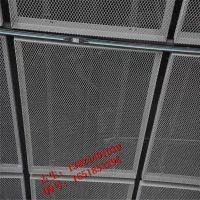 铝网板天花 铝网格板幕墙 拉伸铝板网厂家 菱型铝网板价格