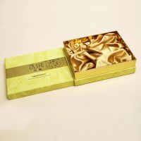 深圳燕窝精装礼盒设计定做 蜂蜜礼品精装盒定制