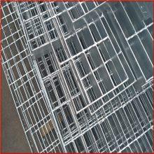 异形钢格栅板厂 楼梯踏步板型号 踏步板理论重量