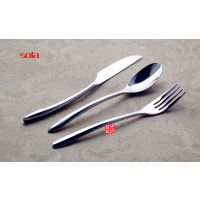 供应供应银貂R118 SOLA系列高档西餐刀叉餐具,刀叉
