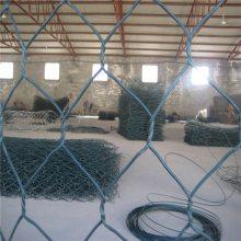 铅丝石笼护坡 石笼网施工 pvc格宾网