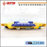 平车传动装置电动平板车(可订制)实物图