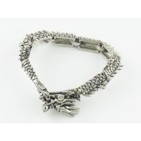 生产欧美时尚黄铜手链 珠珠手链 仿古首饰时尚饰品批发定做