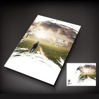 深圳企业宣传册设计 图文画册定制 书刊杂志印刷设计