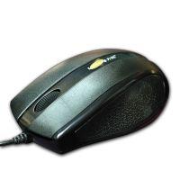 力胜DL-001有线光电鼠标台式机笔记本电脑办公USB鼠标
