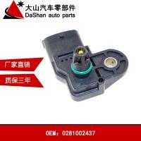 厂家直销 进气压力传感器0281002437 0281006076 欧宝萨博菲亚特