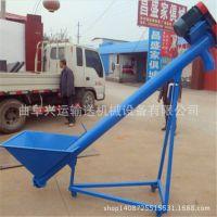 不锈钢304材质耐酸碱提升机 榨油用3米长螺旋提升机价格