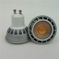 EVAZO品牌LED酒店射灯GU10调光COB5W 符合安规3C认证产品