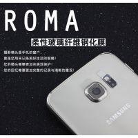 三星note8手机钢化镜头膜S8/S7edge摄像头保护膜S9+闪光灯高清贴