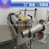 清洗剂灌装机 清洁剂防腐半自动灌装机 常压小型日化液体生产设备