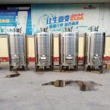 公司长期出售不锈钢储存罐 正规不锈钢储酒罐 不锈钢酒罐出售 3吨不锈钢酒罐