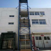 全国安装导轨式升降机货梯推荐 升降平稳载重量大
