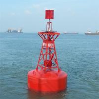 永不沉底塑料浮标1.5米警示航标批发
