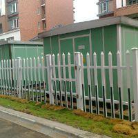 安徽PVC塑钢变压器护栏 安徽PVC草坪护栏 安徽PVC花坛围栏厂家
