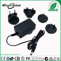 12V1A轉換插腳電源 PSE認證 xinsuglobal 5V2A轉換頭電源適配器