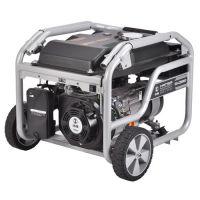 3千瓦移动式汽油发电机 便携式3kw发电机EU-3000DC市场价