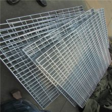 沟盖板钢格板 平台脚踏板 河北格栅板厂家