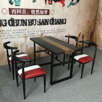 美式餐厅桌椅沙发 吧台吧椅定做 福州 凯隆厂家直销
