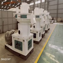 厂家直销 木屑造粒机成套设备 颗粒生产线报价 恒美百特