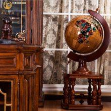 上海开业庆典礼品,企业十周年庆典摆件,送客户地球仪礼品,工厂乔迁活动工艺品