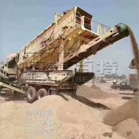 恒美百特建筑垃圾混凝土破碎设备 山东碎石机厂家