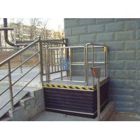 眉山家用老年人固定式升降台 残疾人电梯 二层无障碍升降平台