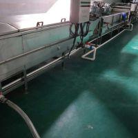 康汇机械咸菜低温杀菌机 食品刮板式巴士杀菌机厂家