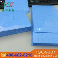 散热绝缘导热硅胶片 锂电池电子高导热硅胶垫cpu显卡散热硅胶片