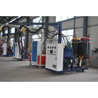 宝龙出售预制直埋保温管道用聚氨酯PU低压免清洗发泡机器、发泡设备