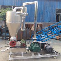 负压吸粮机可移动风送型吸粮机移动式 新型农业气力吸粮机设备