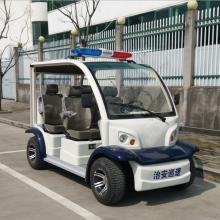 好力全封闭5座电动巡逻车,苏州吴江社区夜间巡逻车