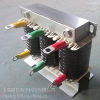 晨昌 交流进线电抗器AKSG-92A/4.4V 功率30KW 限制换相压降 改善电源电压