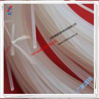 (鑫氟)直供PTFE塑料焊条,无毒可溶性聚四氟乙烯管焊条PFA5mm棒