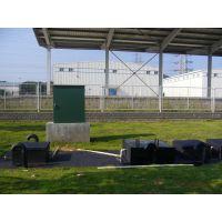 小型地埋MBR膜一体化污水处理设备 废水再生回用装置零排放系统