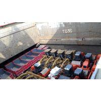 上海到非洲散杂货船特马德班马累散货船收钢材装载机工程车辆项目物资出口海运