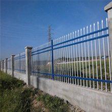 黑龙江围墙栏杆 组装围挡 铁艺护栏定做