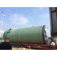 滁州博昌玻璃钢一体化BCPS预制泵站价格