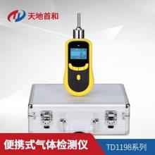 0-1PPM氟气检测仪TD1198-F2_有毒有害气体探测仪