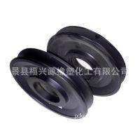 高耐磨尼龙导向轮加工 来图加工高耐磨尼龙导向轮