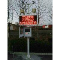 山东淄博工地扬尘PM2.5PM10在线监测仪-腾宇电子
